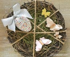 Osterei Ostern Washi-Tape Perlenpen