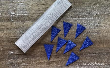 karte zur Einschulung Sizzix personalisiert rundkariert ruka zuckertüte