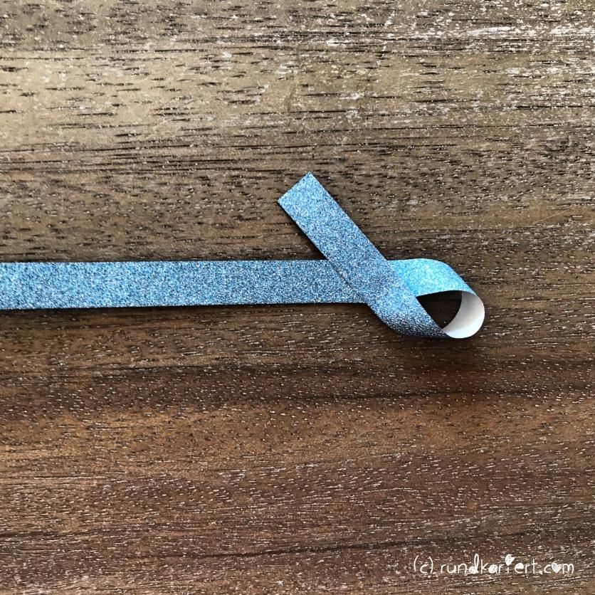 Adventskalender türchen Nr. 8 Ministerne Origami Anleitung diy