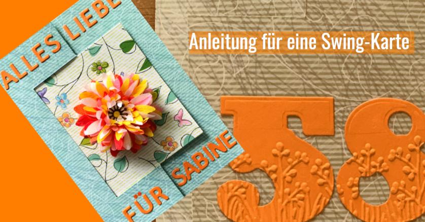 Karte_Geburtstag_Swing_card_Anleitung_DIY_rundkariert_Sizzix